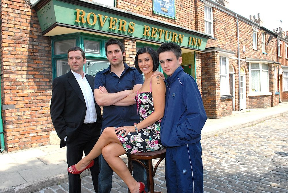 Connor Family Coronation Street
