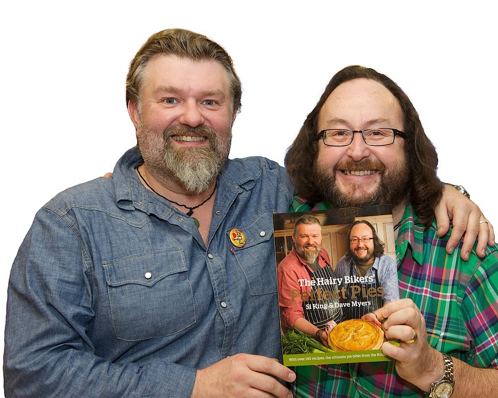 Hairy Bikers, Perfect Pies, book signing