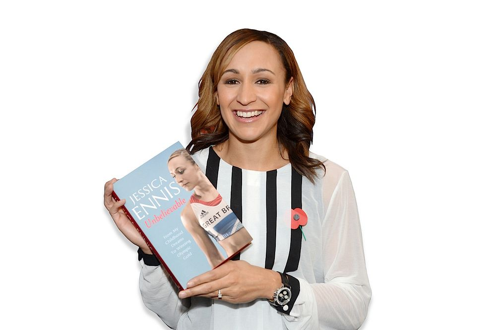 Jessica Ennis,Book Launch, Book signing, Unbelievable, Hodder & Stoughton