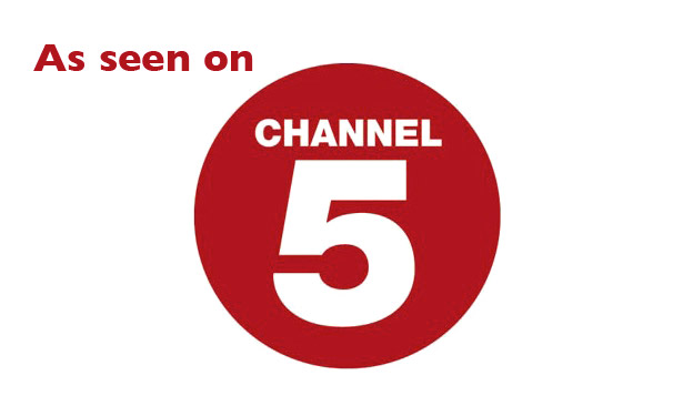 As seen on Channel 5
