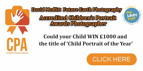 Click here to view our Children's Portraits Awards Offer