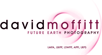 David Moffitt - Future Earth photography