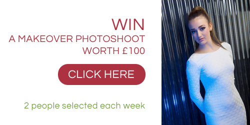 Win a makeover shoot